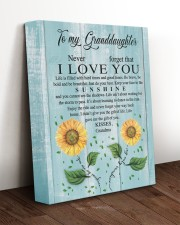 I LOVE YOU - GRANDMA TO GRANDDAUGHTER 11x14 Gallery Wrapped Canvas Prints aos-canvas-pgw-11x14-lifestyle-front-17