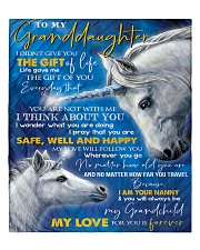 T THINK ABOUT YOU - BEST GIFT FOR GRANDDAUGHTER Quilt tile