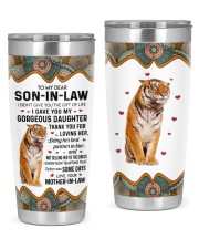 OPTION WAS SOME DAYS - GREAT GIFT FOR SON-IN-LAW 20oz Tumbler front