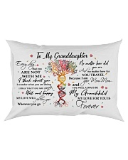 EVERY DAY - SPECIAL GIFT FOR GRANDDAUGHTER Rectangular Pillowcase front