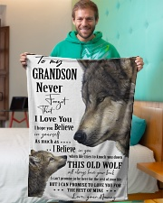 "1 DAY LEFT - GET YOURS NOW Small Fleece Blanket - 30"" x 40"" aos-coral-fleece-blanket-30x40-lifestyle-front-09"