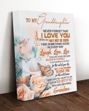 FOLLOW YOUR DREAM - GIFT FOR GRANDDAUGHTER 11x14 Gallery Wrapped Canvas Prints aos-canvas-pgw-11x14-lifestyle-front-17