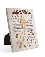 YOU'LL ALWAYS BE MY ONE AND ONLY LOVE 8x10 Easel-Back Gallery Wrapped Canvas thumbnail