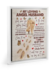 YOU'LL ALWAYS BE MY ONE AND ONLY LOVE 11x14 White Floating Framed Canvas Prints thumbnail