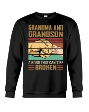 BOND CAN'T BE BROKEN - GIFT FOR GRANDMA GRANDSON  Crewneck Sweatshirt tile