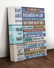 YOU ARE APPRECIATED-BEST GIFT FOR DAUGHTER-IN-LAW 11x14 Gallery Wrapped Canvas Prints aos-canvas-pgw-11x14-lifestyle-front-17