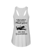 GRAM'S GREATEST MASTERPIECE FOR GRANDCHILDREN  Ladies Flowy Tank tile