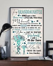 ONCE UPON A TIME - BEST GIFT FOR GRANDDAUGHTER 11x17 Poster lifestyle-poster-2