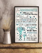 ONCE UPON A TIME - BEST GIFT FOR GRANDDAUGHTER 11x17 Poster lifestyle-poster-3