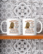 YOU ARE MY OWN - SPECIAL GIFT FOR SON-IN-LAW Mug ceramic-mug-lifestyle-47