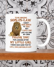 YOU ARE MY OWN - SPECIAL GIFT FOR SON-IN-LAW Mug ceramic-mug-lifestyle-48