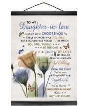 YOU'RE THE LOVE - BEST GIFT FOR DAUGHTER-IN-LAW Hanging Canvas tile