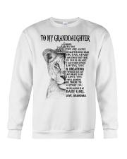I LOVE YOU - LOVELY GIFT FOR GRANDDAUGHTER Crewneck Sweatshirt tile