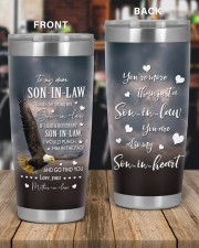 THANKS FOR BEING MY SON-IN-LAW  20oz Tumbler aos-20oz-tumbler-lifestyle-front-56