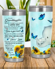 DEEP IN YOUR HEART - LOVELY GIFT FOR GRANDDAUGHTER 20oz Tumbler aos-20oz-tumbler-lifestyle-front-57