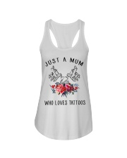 1 DAY LEFT - GET YOURS NOW Ladies Flowy Tank front