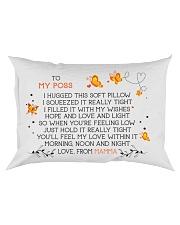 HOPE AND LOVE - LOVELY GIFT FOR POSS Rectangular Pillowcase front