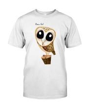 Barn Owl Classic T-Shirt front