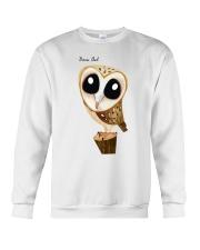 Barn Owl Crewneck Sweatshirt thumbnail