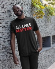 All Lives Matter Classic T-Shirt apparel-classic-tshirt-lifestyle-front-33