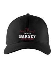 qqqqq Embroidered Hat front
