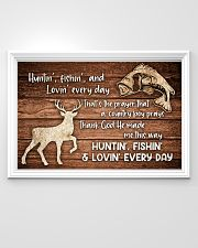 T-fishing-poster-1906-tr85 36x24 Poster poster-landscape-36x24-lifestyle-02