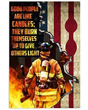 firefighter-2206-li45 11x17 Poster front