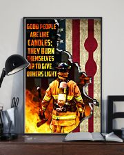 firefighter-2206-li45 11x17 Poster lifestyle-poster-2
