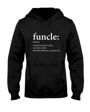 Funcle Uncle - Funny Shirts Hooded Sweatshirt thumbnail
