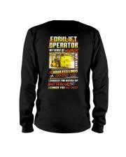 Forklift Operator Shirt Long Sleeve Tee thumbnail