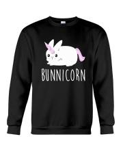 Bunnicorn Shirts -Funny Cute Shirts Crewneck Sweatshirt thumbnail