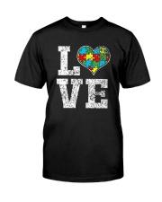 Autism Awareness Shirts Premium Fit Mens Tee thumbnail