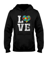 Autism Awareness Shirts Hooded Sweatshirt thumbnail