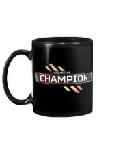 YOU ARE THE CHAMPION Apex Mug back