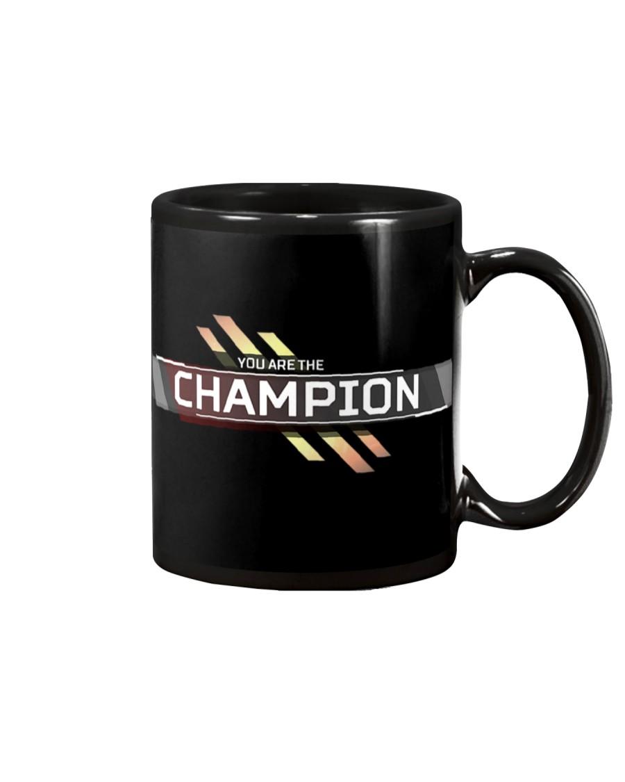YOU ARE THE CHAMPION Apex Mug