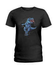 T-REX Ladies T-Shirt thumbnail