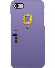 Purple Door Phone Case i-phone-8-case