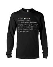 UNAGI Long Sleeve Tee thumbnail