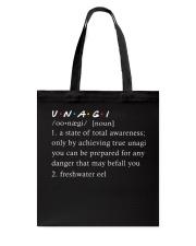 UNAGI Tote Bag thumbnail