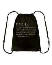 UNAGI Drawstring Bag thumbnail