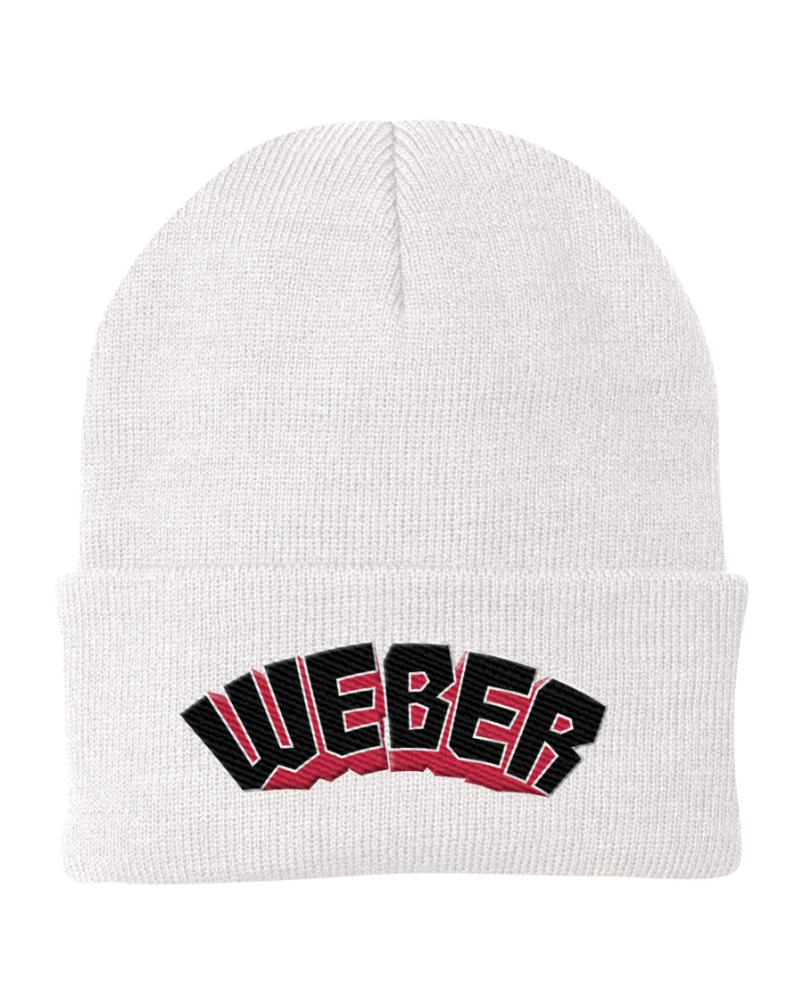 WEBER Knit Beanie