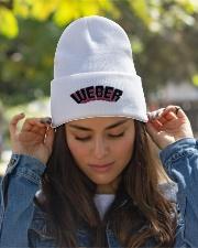 WEBER Knit Beanie garment-embroidery-beanie-lifestyle-07