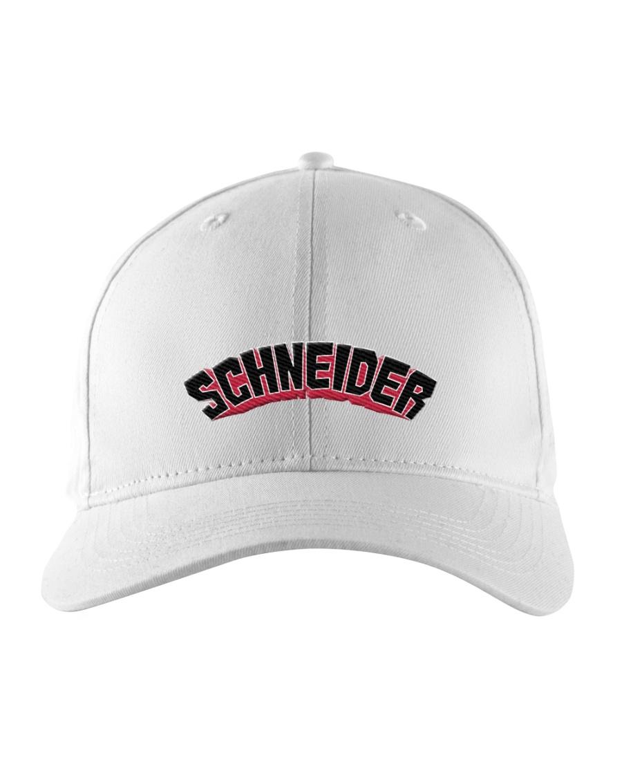 SCHNEIDER HAT Embroidered Hat