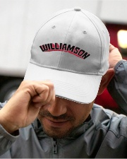 WILLIAMSON Embroidered Hat garment-embroidery-hat-lifestyle-01