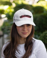 WILLIAMSON Embroidered Hat garment-embroidery-hat-lifestyle-07