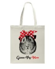 Guinea Pig Mom Tote Bag thumbnail