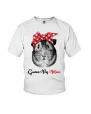 Guinea Pig Mom Youth T-Shirt thumbnail