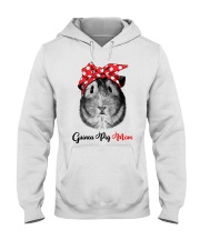 Guinea Pig Mom Hooded Sweatshirt thumbnail