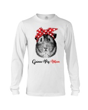 Guinea Pig Mom Long Sleeve Tee thumbnail