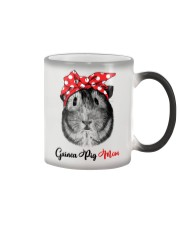 Guinea Pig Mom Color Changing Mug thumbnail